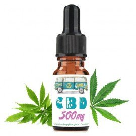 Booster de CBD - 500MG