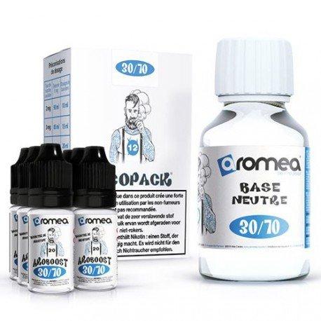 base_30-70_12mg - Aromea liquide