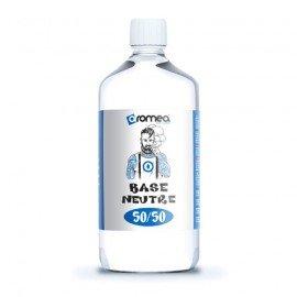 Base 50% PG / 50%VG - 1L