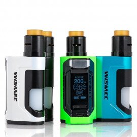 Kit Luxotic DF 200W - Wismec