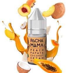 Concentré Peach Papaya Coconut Cream - Pachamama