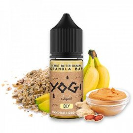Concentré Peanut Butter Banana Granola Bar 30 ml - YOGI
