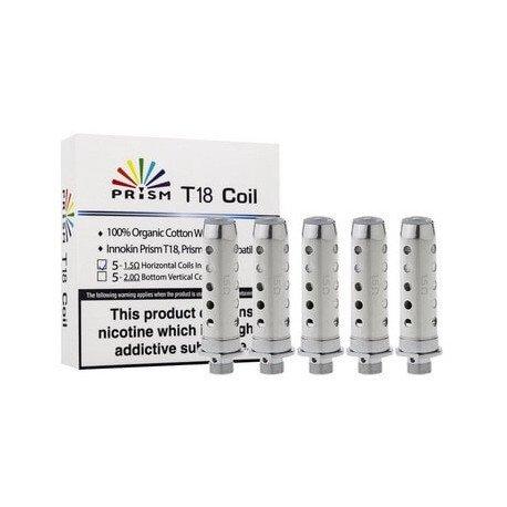 Résistances Prism T18 - Innokin (x5)