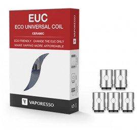 Résistances EUC céramique (x5) - Vaporesso