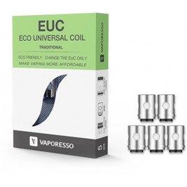 Résistances EUC Veco Tank (x5) - Vaporesso