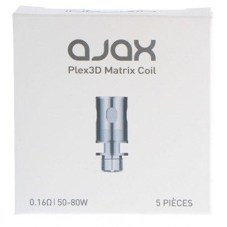 Pack de 5 résistances Plex 3D / Matrix - Innokin