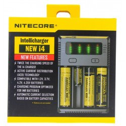 Chargeur accus I4 - Nitecore
