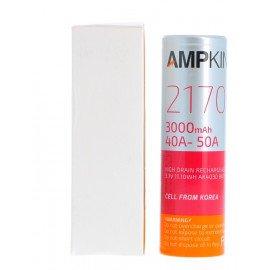Accu AMPKING 21700 - 3000mah - 50A