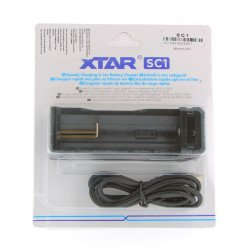 Chargeur accu SC1 - Xtar