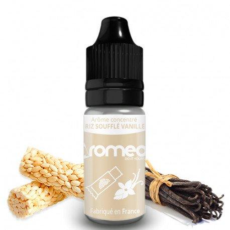 Arôme Riz soufflé vanille