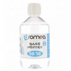Base 50% PG / 50%VG - 500ml