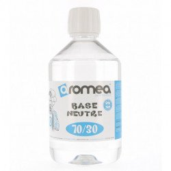 Base 70% PG / 30%VG - 500ml