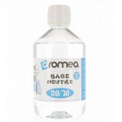 Base 30% PG / 70%VG - 500ml