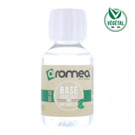 Base végétale 70/30 - 100ml