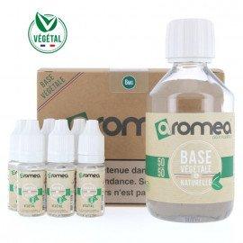 Base végétale 50/50 - 250/200ml