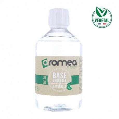 Base végétale 70/30 - 500ml