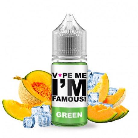 Concentré Green 30ml - Vape me i'm famous
