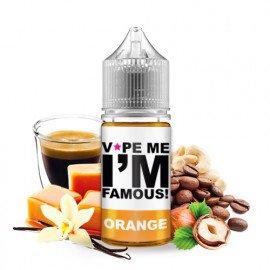 Concentré Orange 30ml - Vape me i'm famous