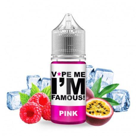 Concentré Pink 30ml - Vape me i'm famous