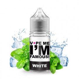 Concentré White 30ml - Vape me i'm famous