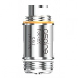 Resistances PockeX (x5) - Aspire