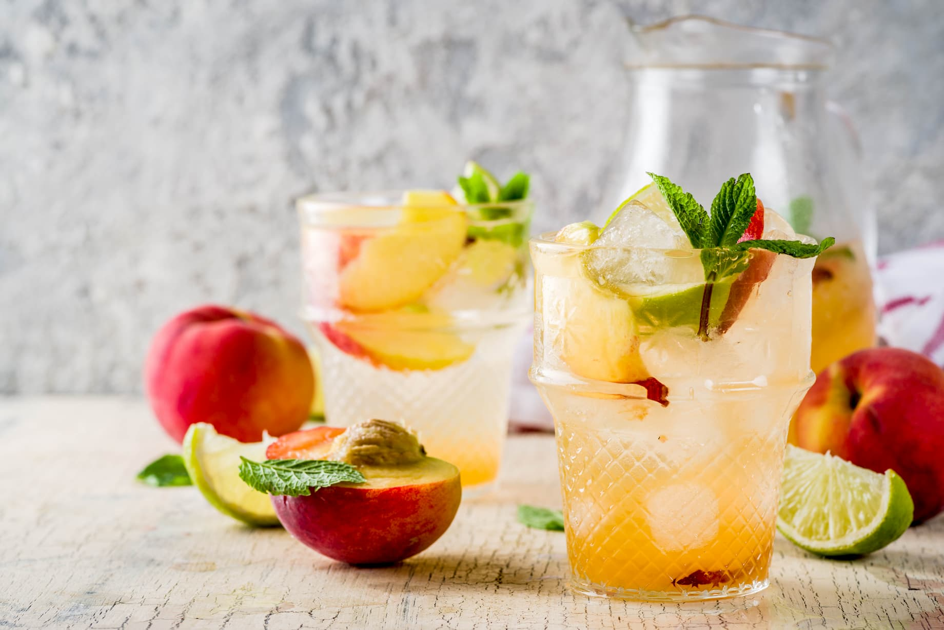 e liquide limonade peche abricot